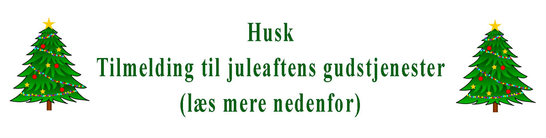 Husk banner