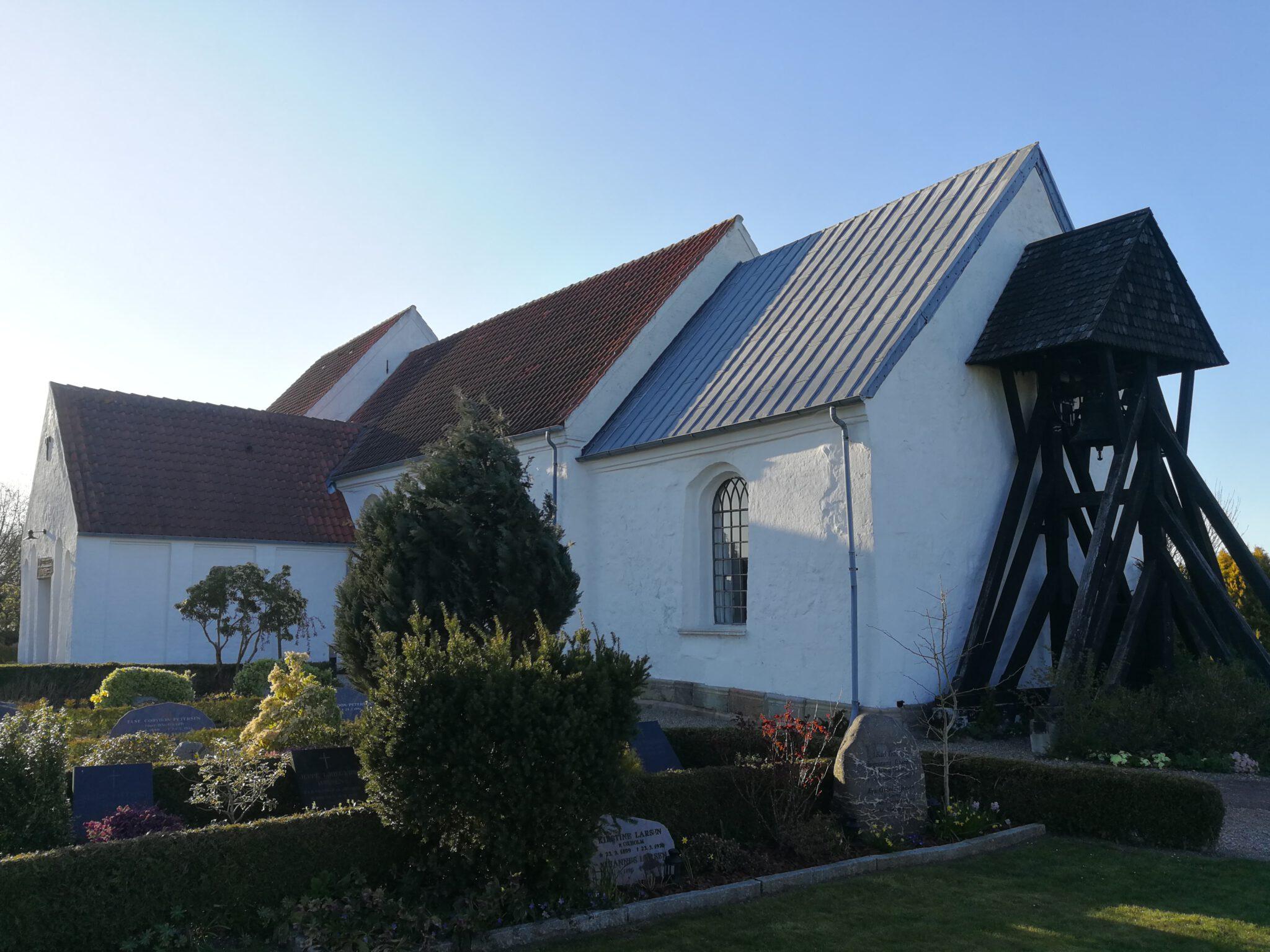 Sdr Vilstrup kirke